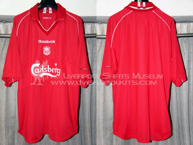 Additions to the Liverpool Shirts Museum - Page 22 LFC00PH