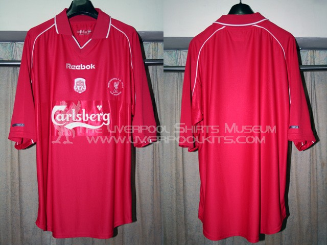 Additions to the Liverpool Shirts Museum - Page 5 LFC01TW