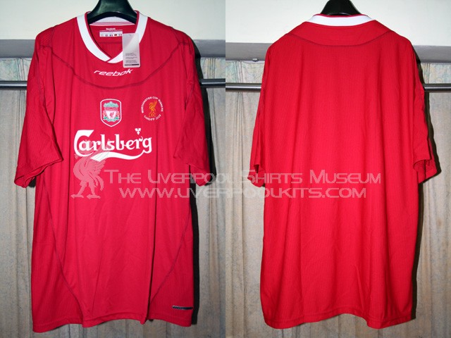 Additions to the Liverpool Shirts Museum - Page 5 LFC03WCW