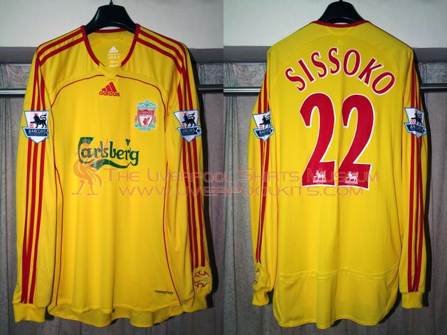3c15cd41ceb The Liverpool Shirts Museum  2000s Player Shirts Episode 4