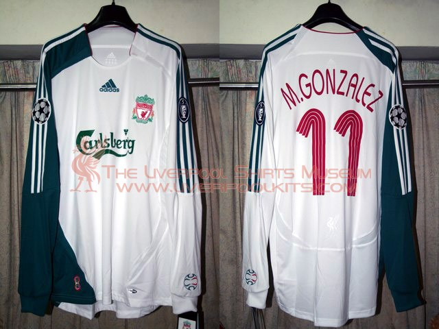 reputable site 1e1a6 08d78 The Liverpool Shirts Museum: 2000s Replica Shirts (Epsiode 4)