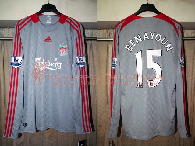 Additions to the Liverpool Shirts Museum - Page 3 LFC08A