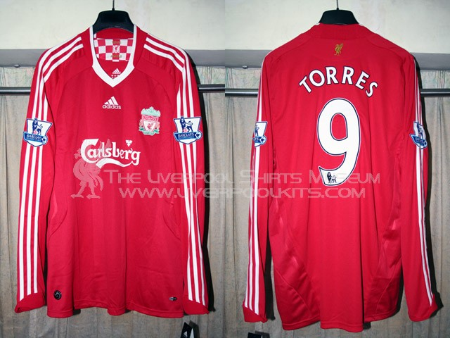 Additions to the Liverpool Shirts Museum - Page 3 LFC08H