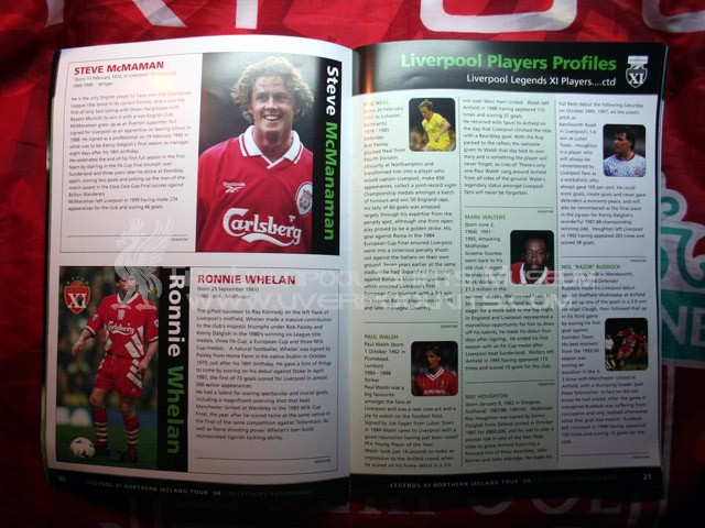 Additions to the Liverpool Shirts Museum LFC08Lprogram-e