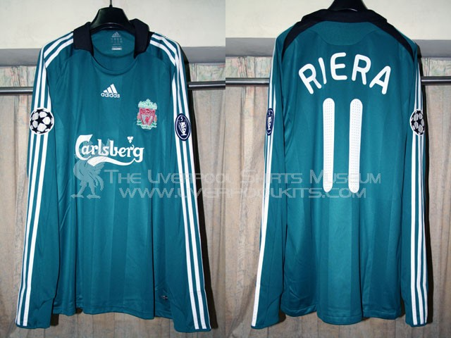 Additions to the Liverpool Shirts Museum - Page 3 LFC08T