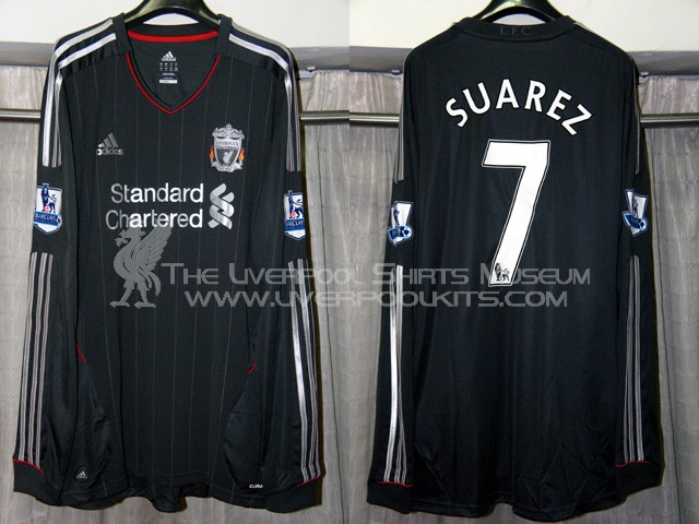newest 0dcab 8272c The Liverpool Shirts Museum: 2010s Replica Shirts (Episode I)
