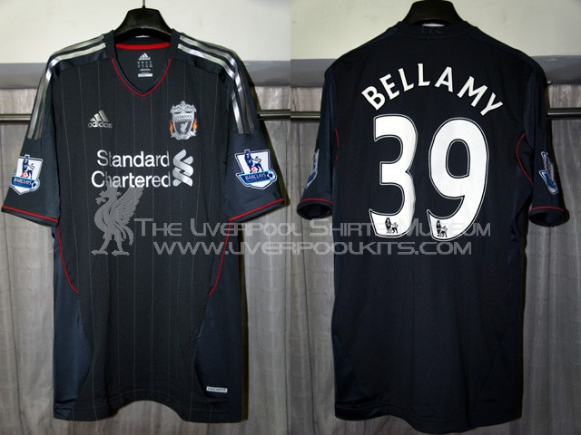 newest 94700 abce1 The Liverpool Shirts Museum: 2010s Replica Shirts (Episode I)