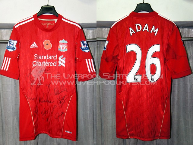 Additions to the Liverpool Shirts Museum - Page 23 LFC11HPP