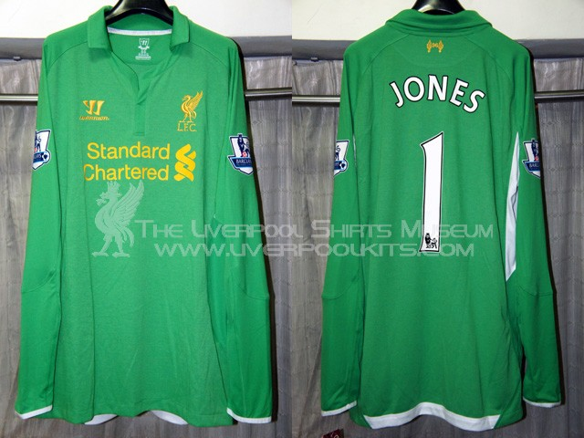 Additions to the Liverpool Shirts Museum - Page 25 LFC12GKH