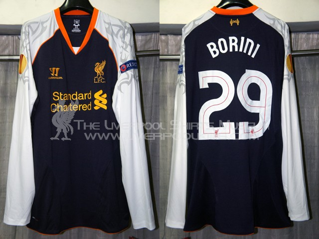 Additions to the Liverpool Shirts Museum - Page 25 LFC12T