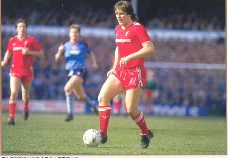 Liverpool 1985-1987 Home Player Shirt