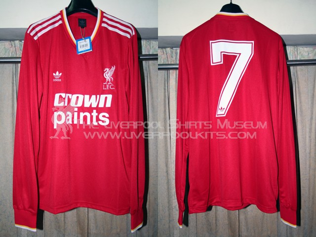 Additions to the Liverpool Shirts Museum - Page 4 LFC85HR