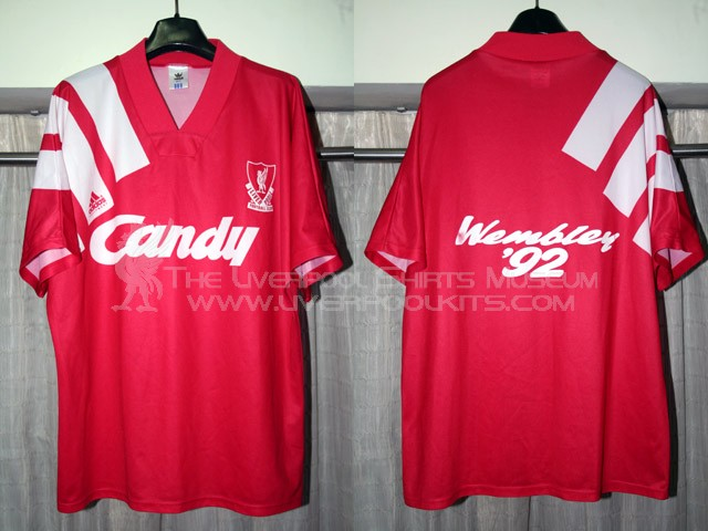 Additions to the Liverpool Shirts Museum - Page 15 LFC92HFAC