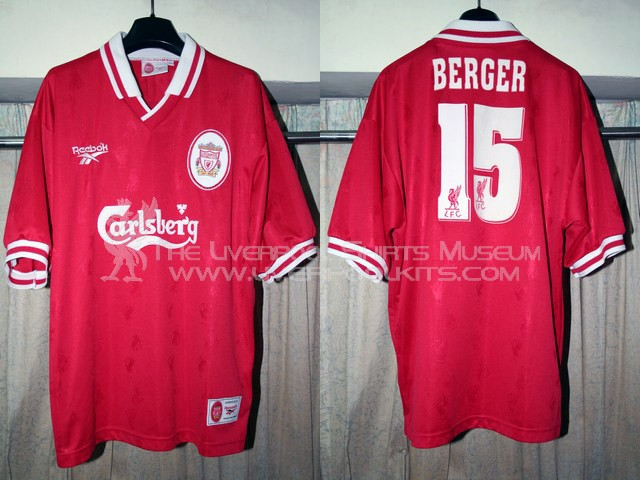 69d5a709a The Liverpool Shirts Museum  1990s Replica Shirts Episode 2 (1995-1998)