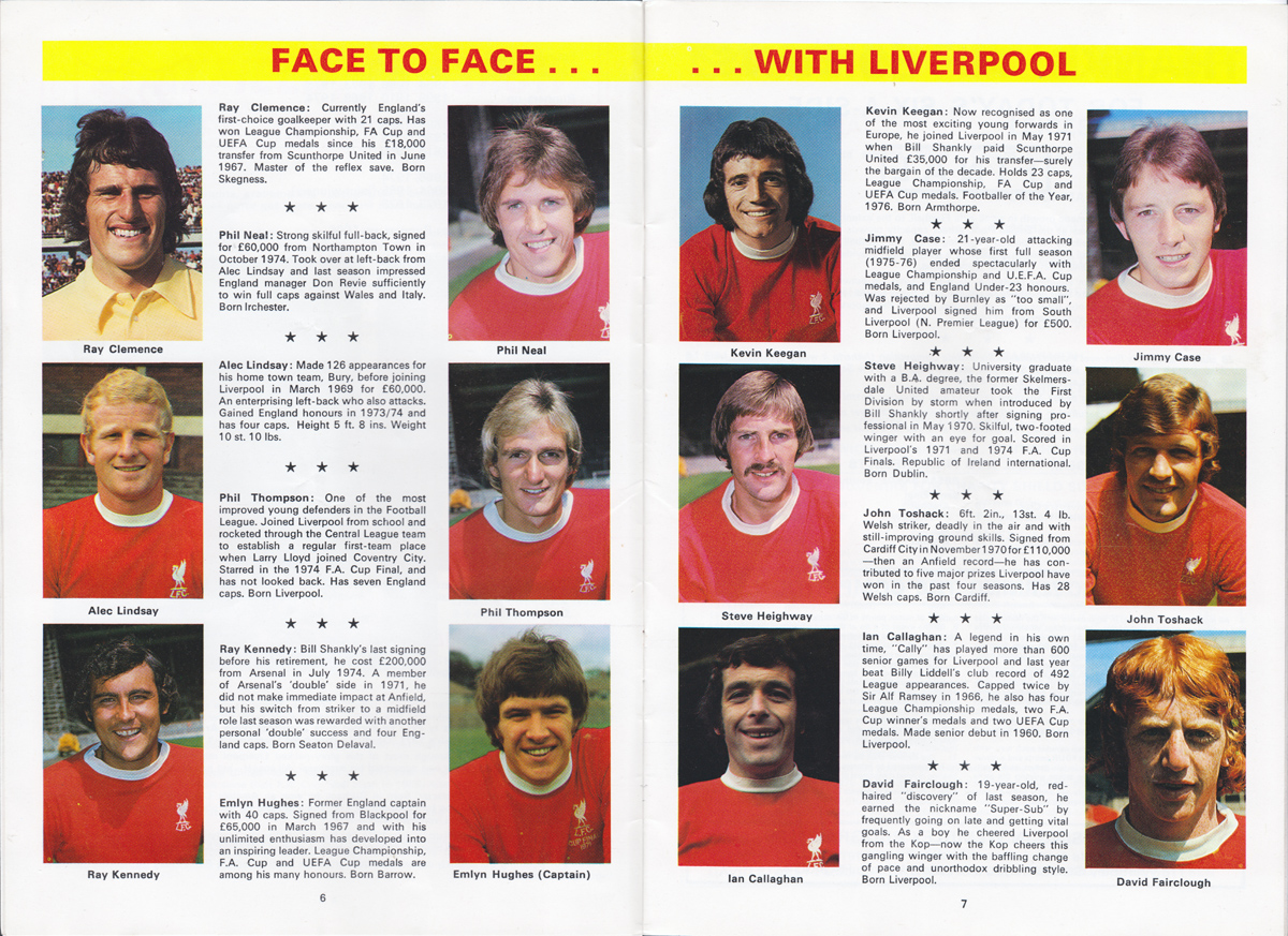 Additions to the Liverpool Shirts Museum - Page 23 Charityshield1976-programme-a