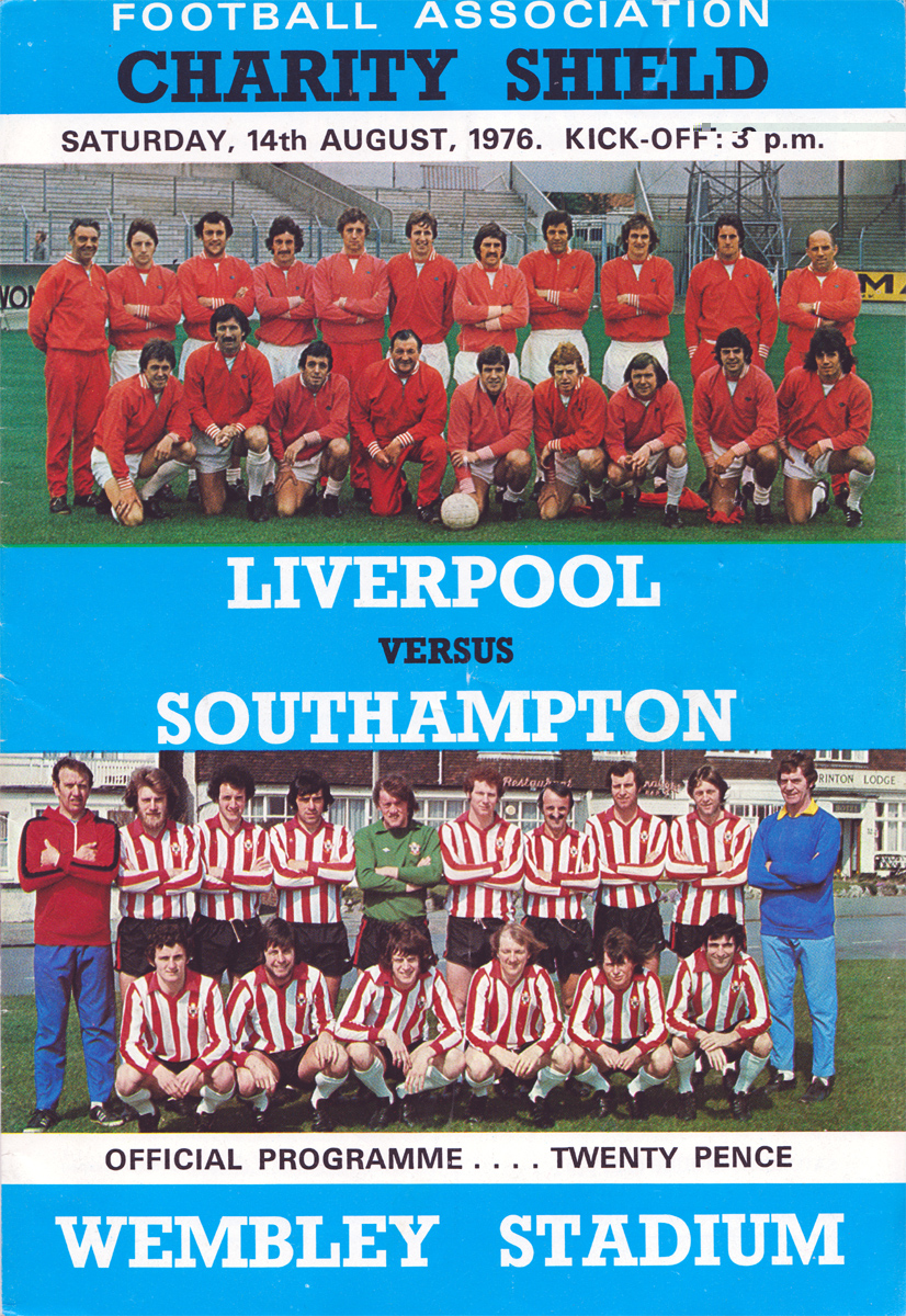 Additions to the Liverpool Shirts Museum - Page 23 Charityshield1976-programme