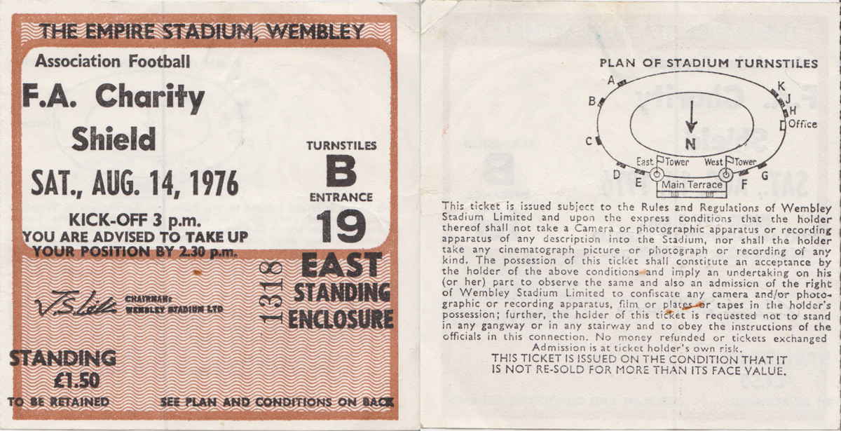 Additions to the Liverpool Shirts Museum - Page 23 Charityshield1976-ticket