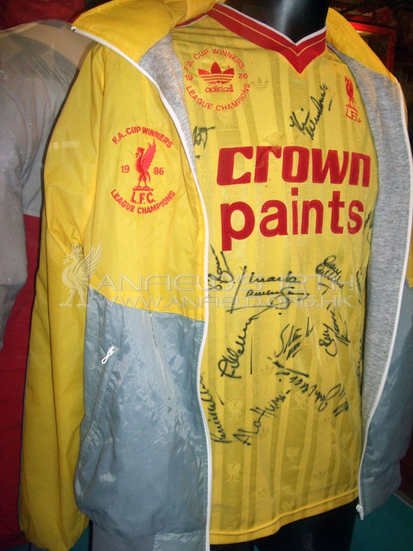 Additions to the Liverpool Shirts Museum - Page 22 LFC1986DW