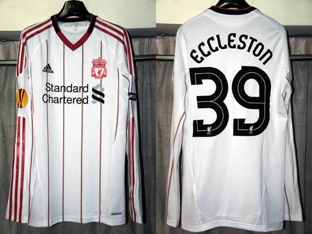 huge discount 84cf1 590b7 Additions to the Liverpool Shirts Museum - Page 21