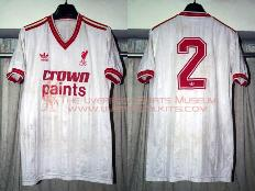 91e2f941d Liverpool 1985-1987 Away Player Shirt (single-line Crown Paints version)  This shirt is WANTED!!