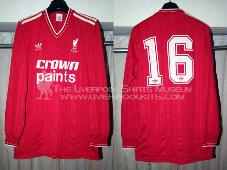1803dc3c7 UMBRO retained sponsorship from the 1970s till season 1984-1985. From 1985  onwards till the end of 1980s