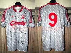 cd3746aaa The Liverpool Shirts Museum  1980s Player Shirts Episode II (1985-1989)